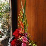花屋はたくさんの有難うに囲まれた素敵な仕事です