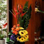 個性的なお花の取り扱い方