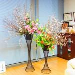 SBIホールディング 北尾会長の誕生日御祝い花