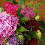 使うお花の色が強すぎる時の対処法