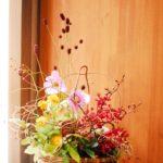 長く使うべき花材 短く切っていい花材