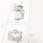 専門学校1年生 初心者のデザイン練習