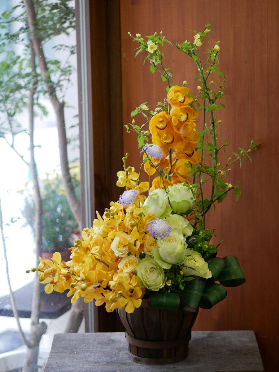 御祝のお花