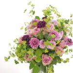 シンメトリーの花束